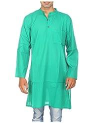 Rajrang Men's Cotton Long Kurta