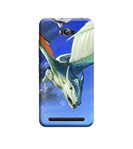 EPICCASE Premium Printed Mobile Back Case Cover With Full protection For Asus ZenFone Max (Designer Case)