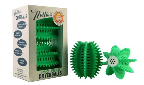 Nellie'S Imdb-E Pvc Free Dryer Balls front-53113