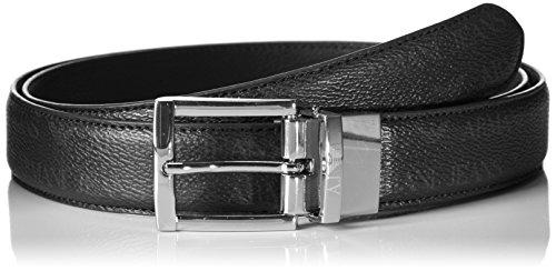 Armani Jeans 06125J4-Cintura Uomo    Schwarz (NERO - BLACK 12) cm