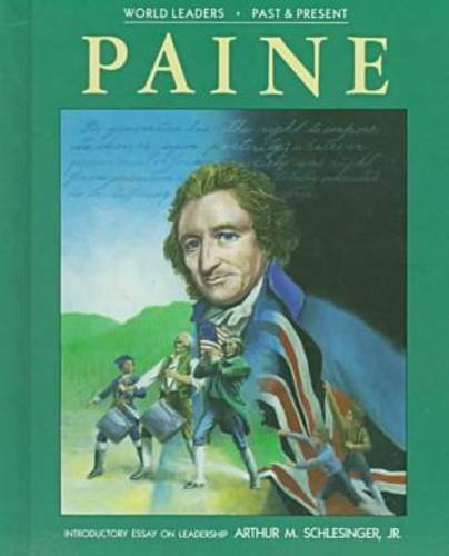 Thomas Paine (World Leaders Past and Present)