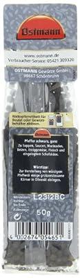 Ostmann Pfefferkrner schwarz, 3er Pack (3 x 50 g) von Ostmann - Gewürze Shop