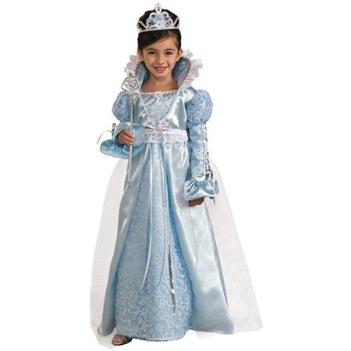 Blue Princess Costume