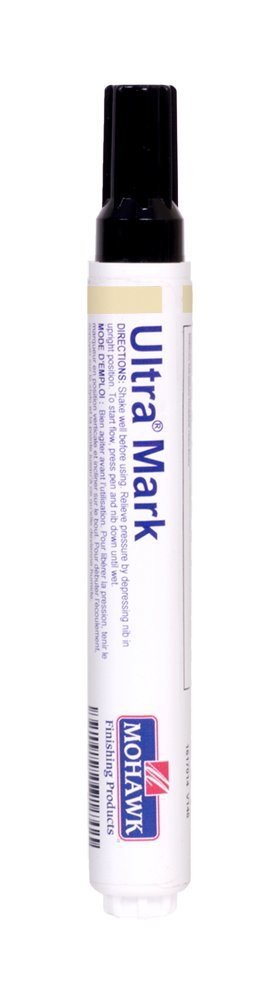 Mohawk Finishing Products Ultra Mark Wood Touch Up Marker for Paint or Stain (Almond #2) (Color: Almond #2)