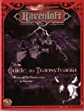 A Guide to Transylvania (AD&D Horror Roleplaying, Ravenloft) (0786904240) by Nicky Rea