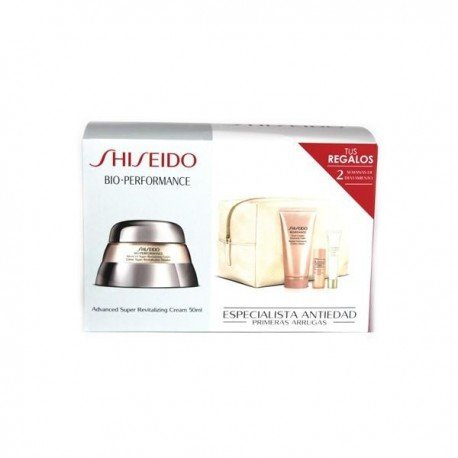 Shiseido Bio-Performance Advanced Super Revitalizing Cream 50ml Set 5 Parti