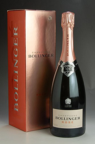 NV ボランジェ・ロゼ 【正規品】 ギフト箱 Bollinger Rose 750ml