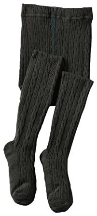 2e8297c18 Jefferies Socks Girls 2-6X Cable Tight
