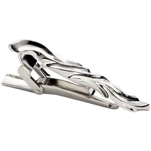 [ブリッラペルイルグスト] Brilla per il gusto  / TIE BAR (WAVE) 24420126441 90 (SILVER/W-1/ONE SIZE)
