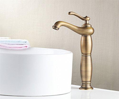 CAC Moderna vasca a cascata Rubinetto miscelatore da bagno monoblocco lavello rubinetto C548