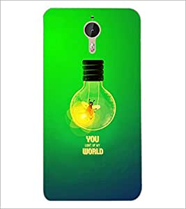 PrintDhaba Quote D-2863 Back Case Cover for LETV (LE ECO) LE 1 PRO (Multi-Coloured)