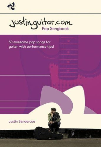 Justinguitar.com: pop songboek : 50 awesome pop songs for guitar, with performance tips!