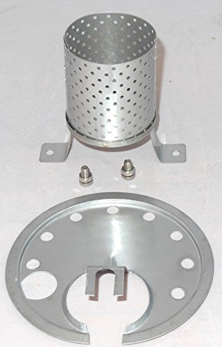 BriteLyt/Petromax USA 500CP Heat Shield with Heating Adaptor. (Duel Propane Heater compare prices)