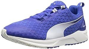PUMA Women's Ignite Xt Filtered WNS running Shoe, Dazzling Blue/White, 7 B US