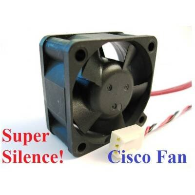 Cisco-QUIET-FAN Replacement fan for Cisco Routers & Switches 891 1811 1803 2811 7301 2950 3524