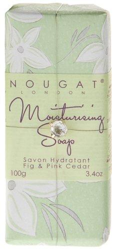 "NOUGAT LONDON ソープ ""フィグ&ピンクセダー"" 100g 2個セット"