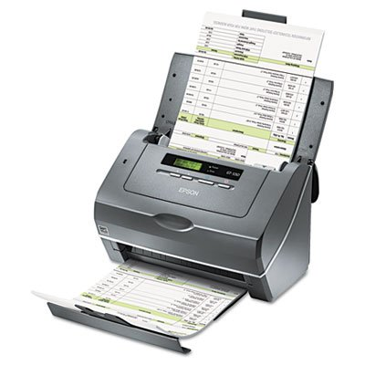 41lsfFGRJbL. SL500  Epson WorkForce B11B194011 Pro GT S50 Document Scanner