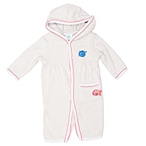 Splash About Kids Apres Splash All-in-One Towelling - Pink, 0-3 Months
