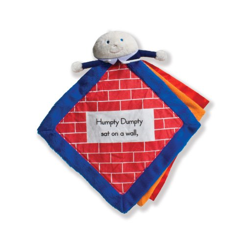 North American Bear Nursery Verse Storybook Cozy Humpty Dumpty Toy