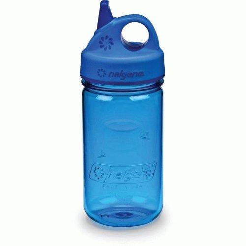 Nalgene Kids Grip N Gulp Bpa Free Water Bottle front-428336