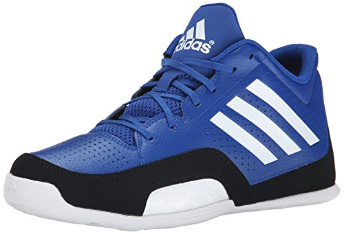 adidas Performance Men's 3 Series 2015 Basketball Shoe, Collegiate Royal/White/Black, 7 M US
