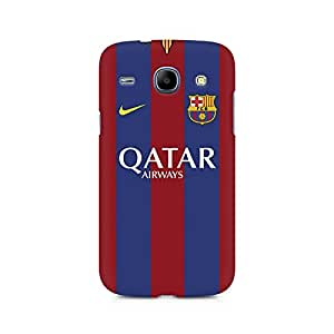 Ebby Qatar Premium Printed Case For Samsung Grand Duos 9082