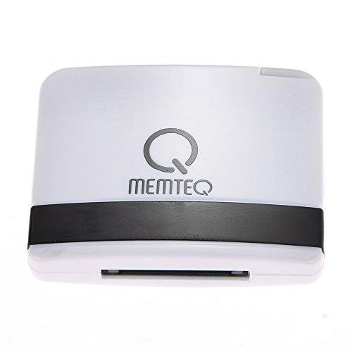 MEMTEQ® Récepteur Adaptateur Bluetooth Sans Fil Musique pour Apple iPhone 30-pin A2DP