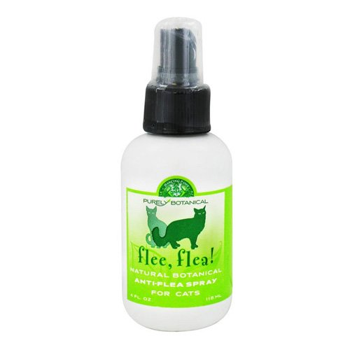 Dancing Paws Purely Botanical Flee Flea Natural Anti Flea