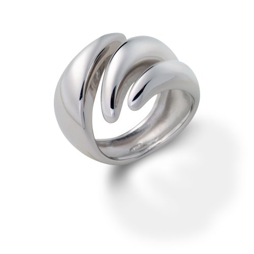 Silver Ring, Sterling Silver Ring, Size L, ByJoy,