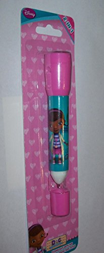 Disney Doc McStuffins 2-in-1 Flashlight with Ball Point Pen - 1