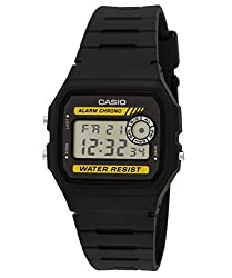 Casio Youth Digital Grey Dial Mens Watch - F-94WA-9DG (D053)