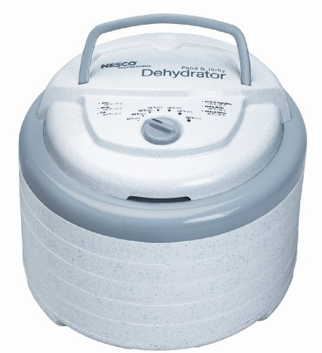 Nesco Snackmaster Pro Food Dehydrator, 600-Watt, FD-75PR (Nesco Fs250 compare prices)