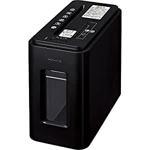 コクヨ 超静音 デスクサイドマルチシュレッダー ブラック AMKPS-MX100D