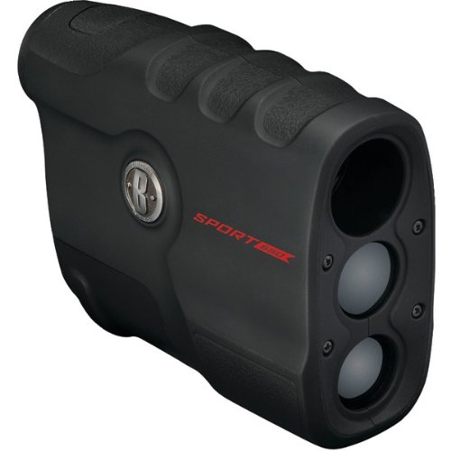 Bushnell 201550 4 X 20Mm Sport 550 Black Vertical Rangefinder