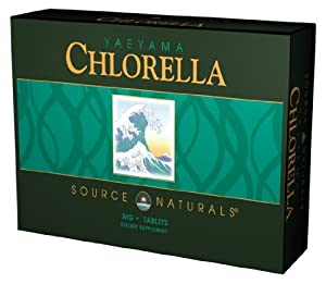 Source Naturals Chlorella from Yaeyama Powder, 16 Ounce