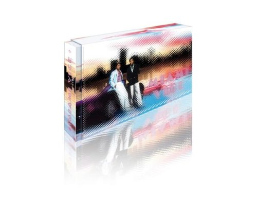 Miami Vice Gesamtbox - komplette Serie [30 DVDs]