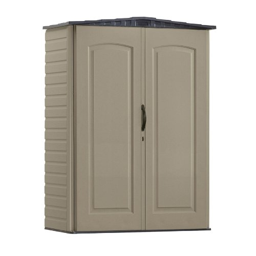 Roughneck small vertical storage shed