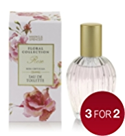 Floral Collection Rose Eau de Toilette 30ml