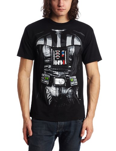 Star Wars Men's Dark Costume T-Shirt