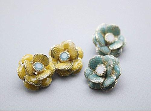 camellia-flower-earrings-bridal-camellia-earrings-wedding-camellia-earrings-posts-in-yellow-blue