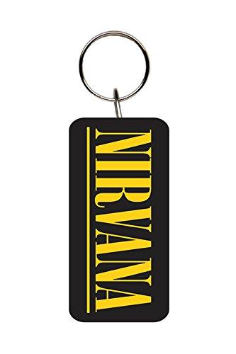 GB eye, Nirvana, Logo, Portachiavi