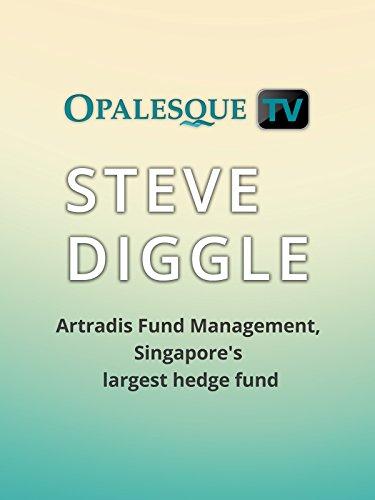 Steve Diggle: Artradis Fund Management, Singapore's largest hedge fund