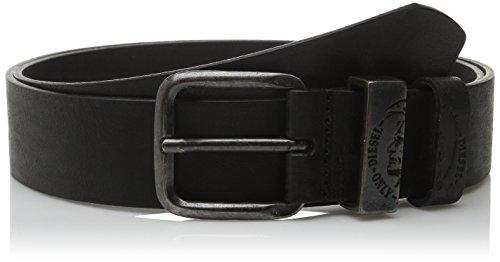 Diesel Cintura Uomo B-Frag Belt H Cm 3,8 Black_105