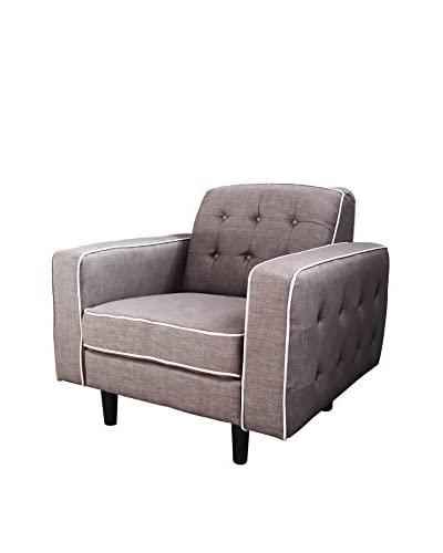 DG Casa Benjamin Chair, Taupe Gray