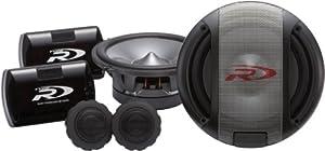 """Alpine SPR-17S 6.5"""" 2-Way Component Speaker"""