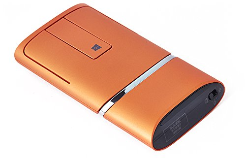 DUAL MODE WL TOUCH MOUSE N700(ORANGE) (Color: Orange)