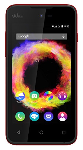 Wiko Sunset 2 Smartphone, Corallo