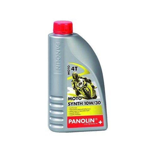 PANOLIN ( パノリン ) 二輪車用エンジンオイル 4T MOTO SYNTH [ モト4Tシンセ ] 10W-30 [ 化学合成油 ] 1L 1130000012 [HTRC3]
