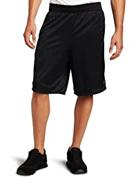 Champion Men\'s Crossover Short, Black, Small