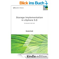 Storage Implementation in vSphere 5.0 (VMware Press)